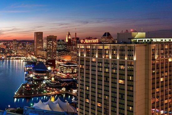 Baltimore Marriott Waterfront Hotel