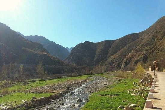 Tagesausflug ins Ourika-Tal