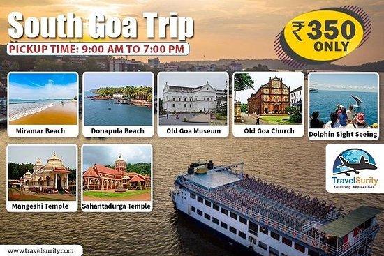 South Goa Sightseeing Full Day Tour...
