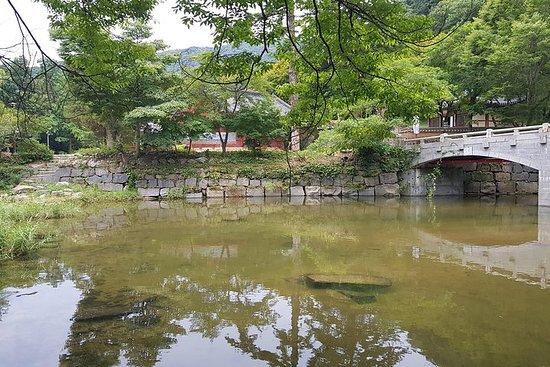 Patrimoine mondial de l'UNESCO et cuisine locale coréenne