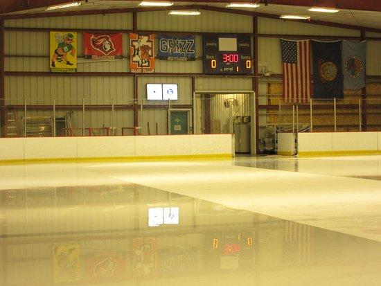 Joe Marmo/Wayne Lehto Ice Arena