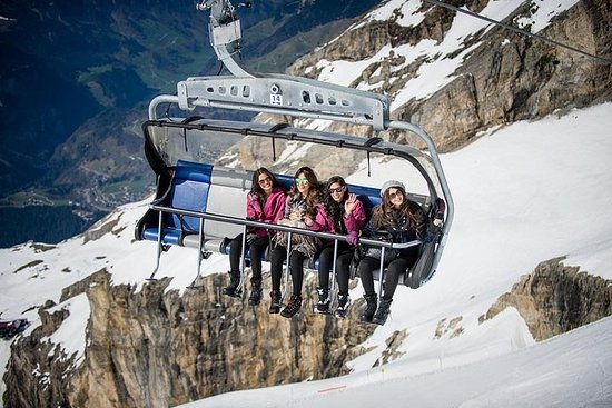 Overnight Mount Titlis including...