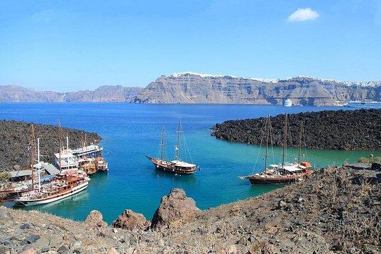 Santorini Vulkan Tour