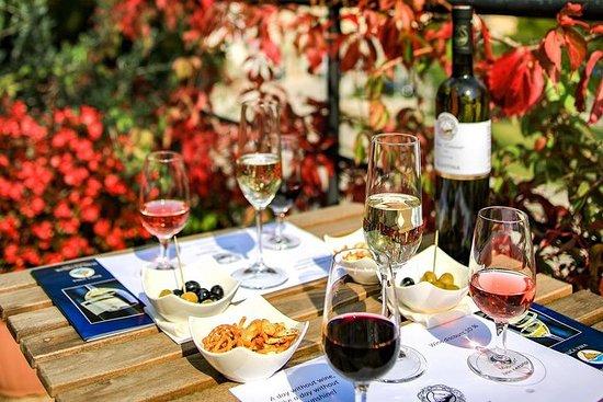 Contes de vin sur l'île de Krk