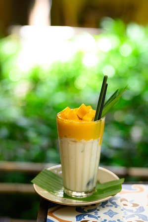papaya yoghurt