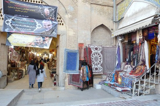 Un ingresso al bazar