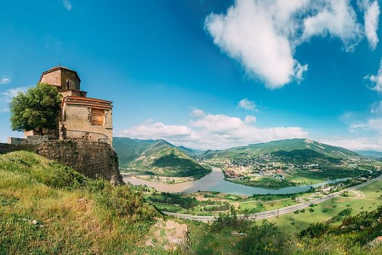 Mtskheta - Tbilisi (ABC de la culture...