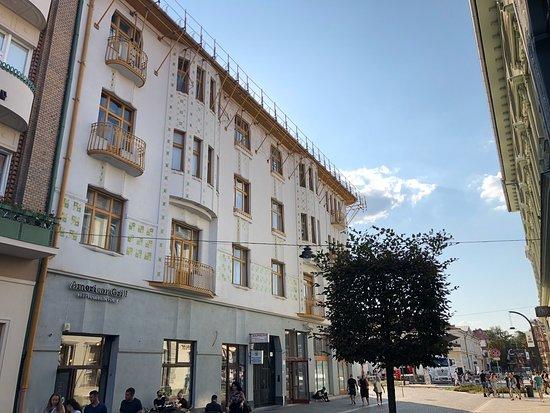Palatul Moskovits Adolf Si Fii
