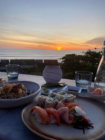 Best place to watch the sunset in Canggu