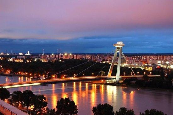 Bratislava bei Nacht Tour