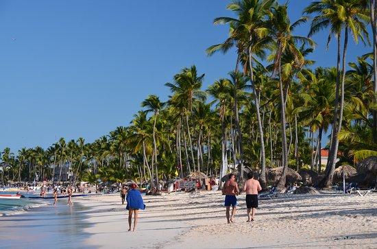 Dominikanische Republik: Afternoon at Natura Park beach