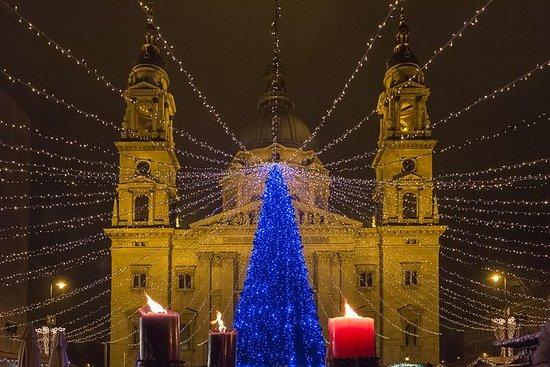 Julelys, smukke Budapest med gløgg!