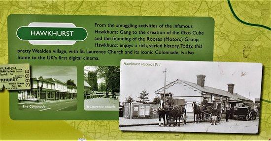 6.  The Hop Pickers Line;  Hawkhurst