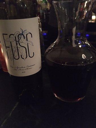 Fosc red wine