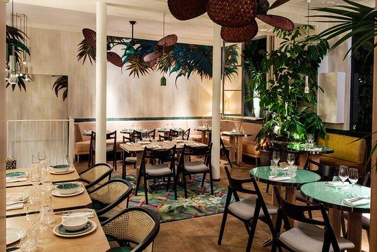 Bar à cocktails - Restaurant healthy - Brunch - Klay Saint Sauveur - Sentier - Montorgueil - Paris 2
