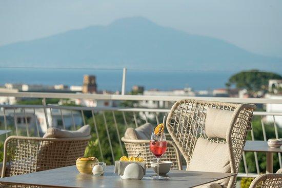 Hotel view - Picture of Hilton Sorrento Palace - Tripadvisor