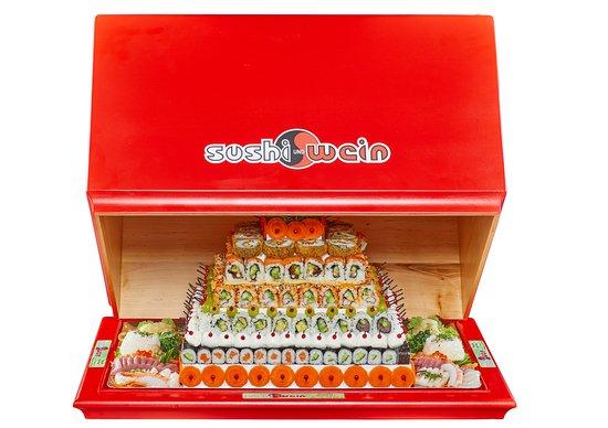 Sushi-Torte 2