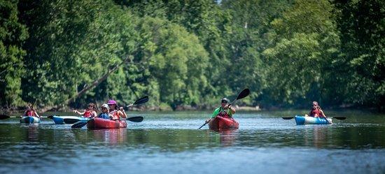 Cocoa Kayak Rentals of Hershey