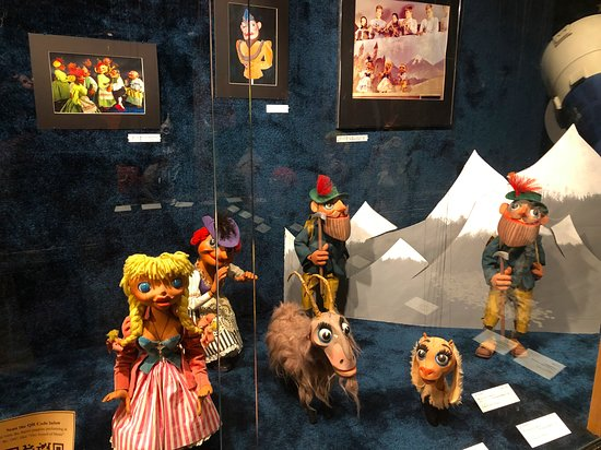 Marionettes from the Sound of Music