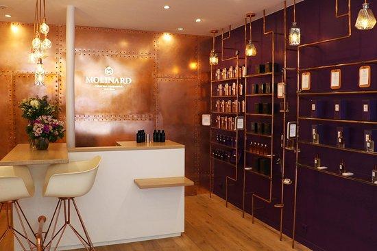 MOLINARD Parfums Paris