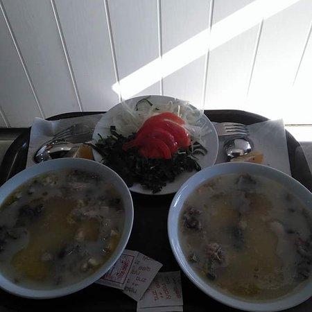 Izmir, Türkei: Çorba çeşitlerimiz.....