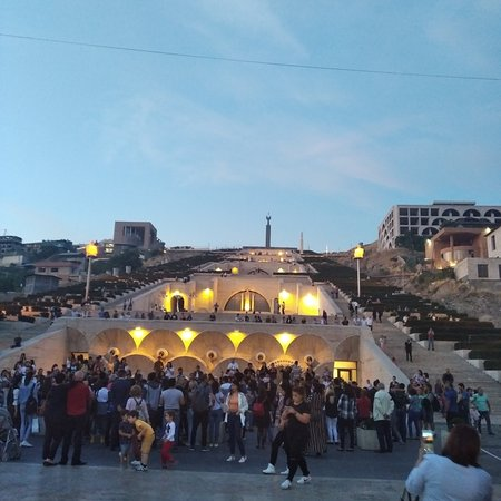Yerevan, Armenia: Ереван 27.09-30.09(2019)
