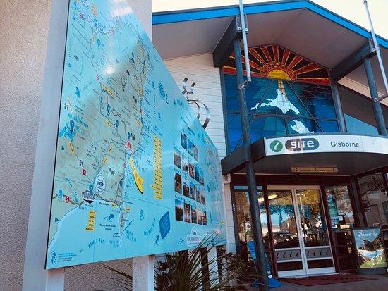 Gisborne, New Zealand: Welcome to Tairawhiti