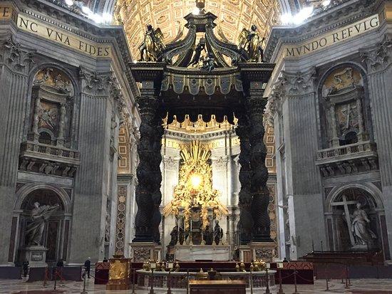 Obra realizada por Bernini.