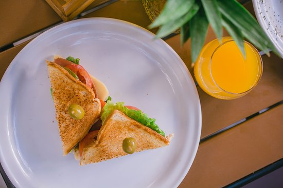 Sandwich de la Mañana