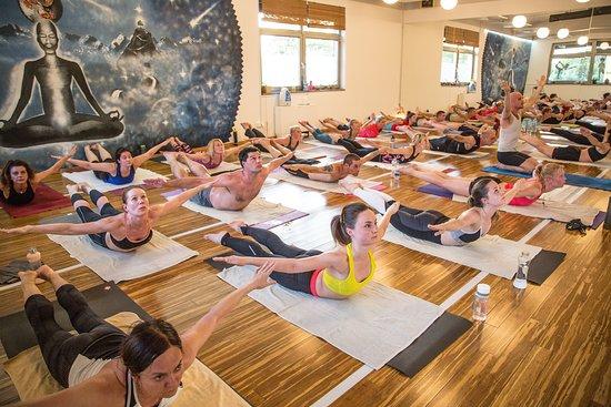 Bikram Yoga Ljubljana