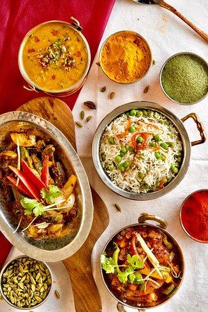 Vegetable biryani rice and much more