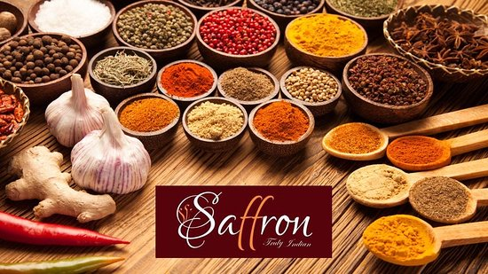 Mix of indian spices
