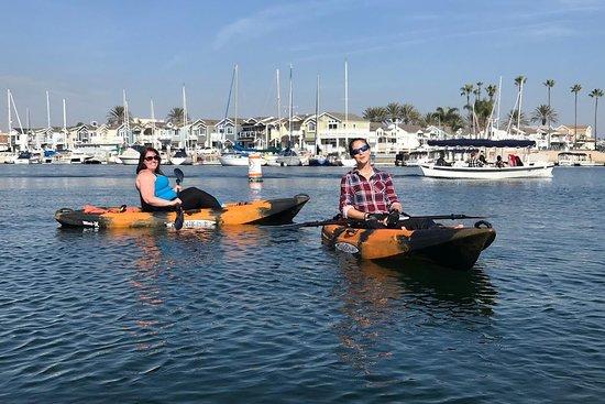 Newport Harbor Kayaking