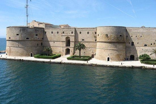 Visite à pied de Taranto: la ville des deux mers