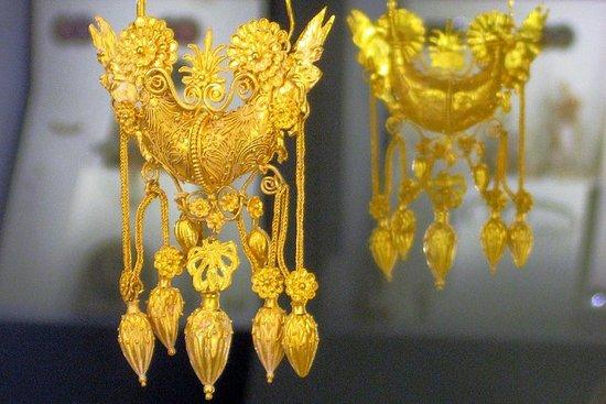 MarTa Archaeological Museum Taranto tour: zeer indrukwekkende grote ...