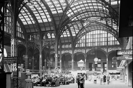Tour of the Remnants of Penn Station-bild