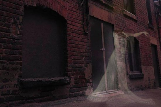 Haunted Griffintown Ghost Walking Tour in Montréal صورة فوتوغرافية