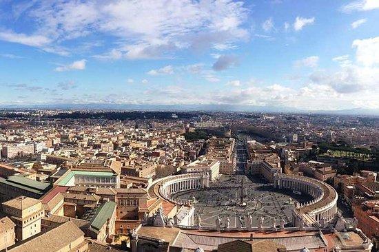 Escalada na cúpula da Basílica de São...