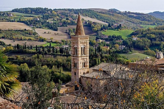Visite privée à pied d'Urbino avec un guide local