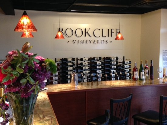 Bookcliff Vineyards' Boulder tasting room