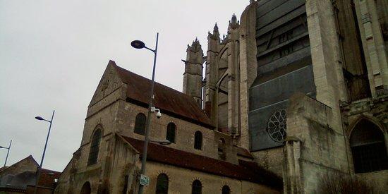 Parte più antica della Cattedrale
