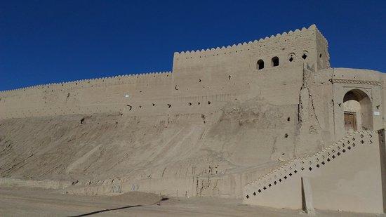 Yazd Province, Iran: Marvast Castle