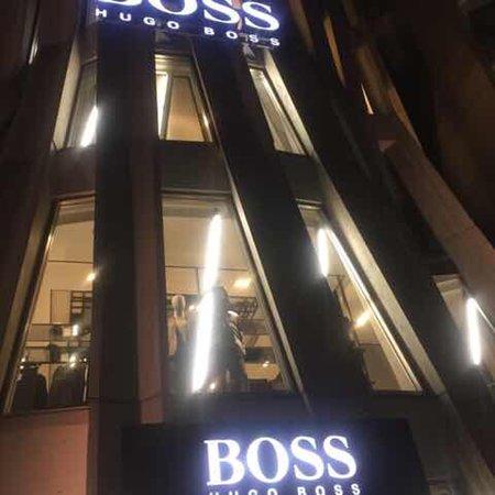 Boss Store Omotesando