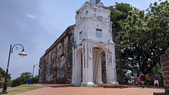St. Paul's Hill & Church