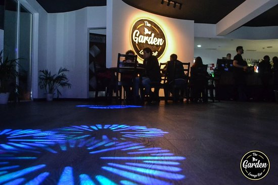 The Garden Lounge Bar