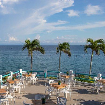 La vista más hermosa de la bahía de Pampatar