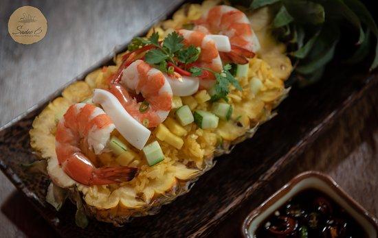 Delicious fried rice!  #Sadec6 #68ĐặngVũHỷ ---------------- Sadec 6 - Cuisines from the heart of Mekong - Nhà hàng ẩm thực di sản vùng Mekong 68 Đặng Vũ Hỷ, Sơn Trà, Đà Nẵng (https://g.page/Sadec6?) https://m.me/Sadec6 Hotline: 094 149 68 66 https://sadec6restaurant.com Instagram: sadec6danang #MonNgonDaNang #Sadec6 #MekongFood #VietnameseFood #Danang