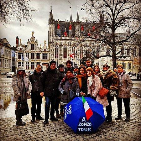 A Zonzo Tour Bruges