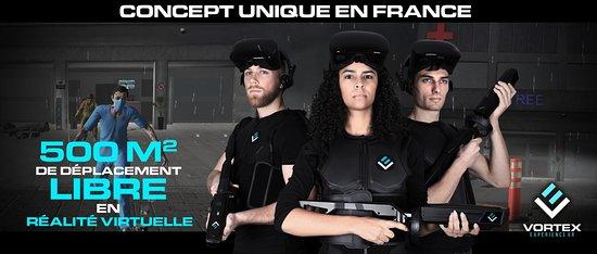 Vortex Experience VR