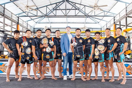 Choeng Thale, Tajlandia: REVOLUTION 😎Muay Thai Champions with overseas teaching experience are motivated share their passion for Muay Thai. Beginners, kids, families are welcome as well as those with more experience.